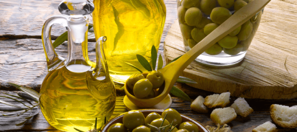 preventing diseases with Olive oil